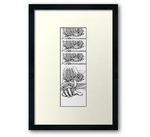 Cute Kise^^ Framed Print