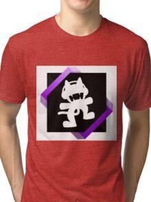 Monstercat Purple Logo (27 PRODUCTS!!!) Tri-blend T-Shirt