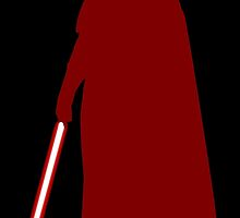 Star Wars Darth Vader Red by fn2187