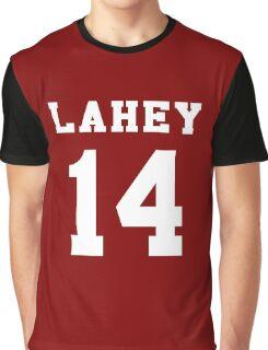 Lahey 14 - White ink Graphic T-Shirt