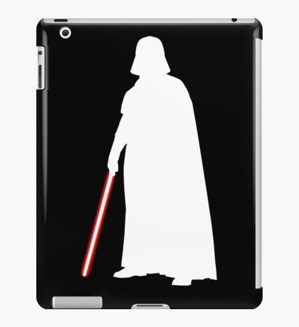 Star Wars Darth Vader White iPad Case/Skin