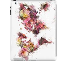world map 2032 iPad Case/Skin