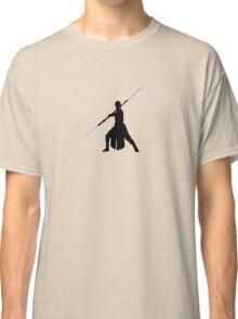 Star Wars - Rey lightsaber Classic T-Shirt