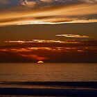 The Heavens Declare The Glory Of God ~ Imperial Beach, California by Marie Sharp