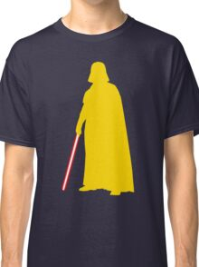 Star Wars Darth Vader Yellow Classic T-Shirt