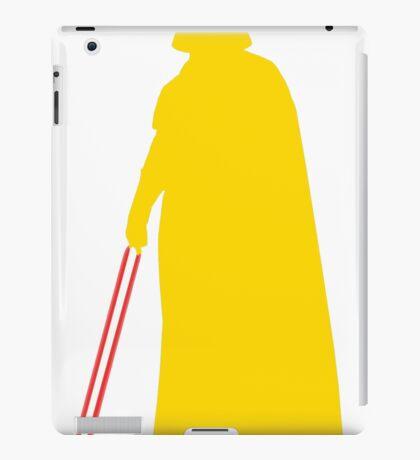 Star Wars Darth Vader Yellow iPad Case/Skin