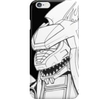 Hipster Dragonzord - ONE:Print iPhone Case/Skin