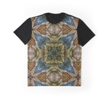 Ostritch Feathers x4 Graphic T-Shirt