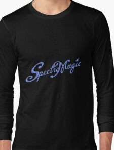 SpectroMagic (Blue) Long Sleeve T-Shirt