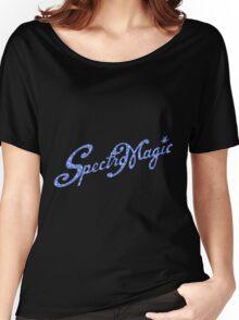 SpectroMagic (Blue) Women's Relaxed Fit T-Shirt