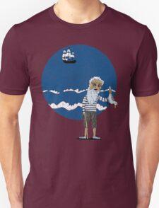 The Ancient Mariner Unisex T-Shirt