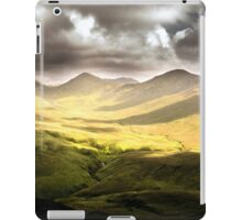 Up To The Mountains iPad Case/Skin