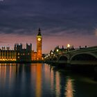House of Parliament  by Nathan Gordon