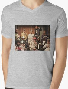 Pro era (Joey Bada$$, Capital Steez) Mens V-Neck T-Shirt