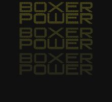 """Boxer Power"" (made up of boxer engine piston designs) Unisex T-Shirt"