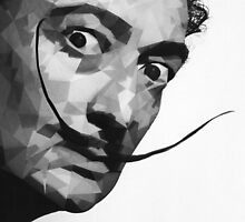 Salvadore Dali  by tanabe