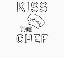 Kiss the chef Women's Fitted Scoop T-Shirt
