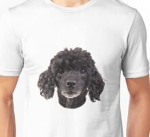 cute little poodle Unisex T-Shirt