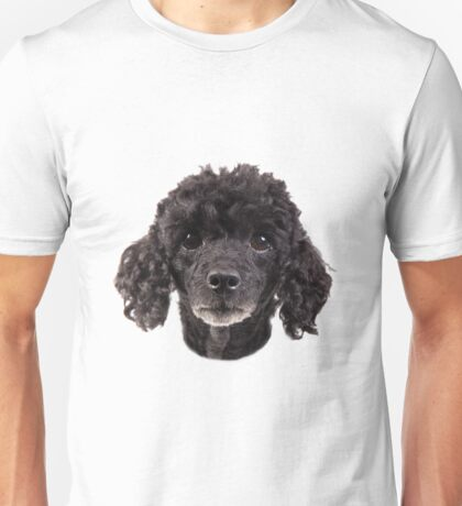 cute little poodle Unisex T-Shirt
