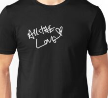 harry all the love Unisex T-Shirt
