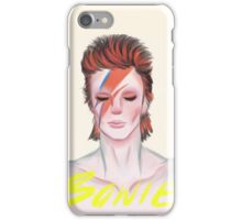 Bow¡e. By Ane Teruel iPhone Case/Skin