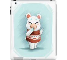 ACNL Flurry the Hamster iPad Case/Skin