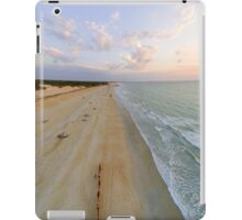 cable beach areal  iPad Case/Skin