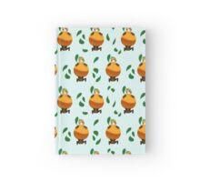 Orange Hanayo Forever Hardcover Journal