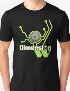 Dimension W - Mira's Coil Unisex T-Shirt