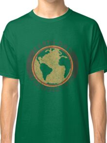 Earth Day: Old School Classic T-Shirt