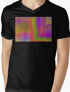 Fury citrus colours Mens V-Neck T-Shirt
