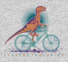 EXTREME EVOLUTION... the bicycle One Piece - Short Sleeve