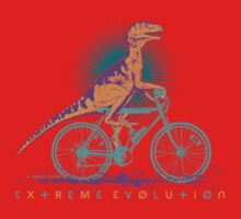 EXTREME EVOLUTION... the bicycle Kids Tee