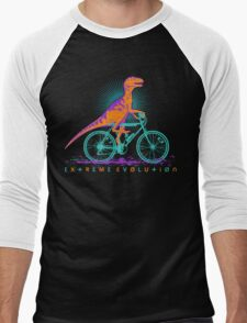 EXTREME EVOLUTION... the bicycle Men's Baseball ¾ T-Shirt