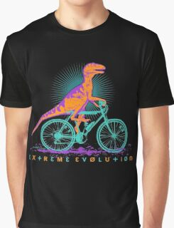 EXTREME EVOLUTION... the bicycle Graphic T-Shirt