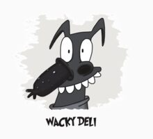 Wacky deli in the nose Kids Clothes