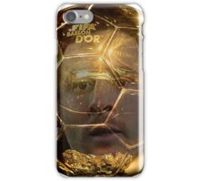 Messi 10 Gold iPhone Case/Skin