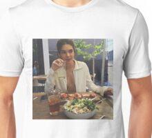 Kendall Jenner - Eating Unisex T-Shirt