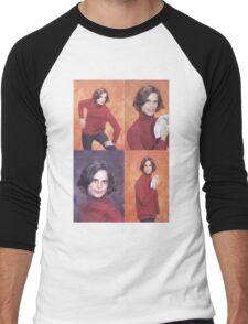 Dr. Spencer Reid 3 Men's Baseball ¾ T-Shirt