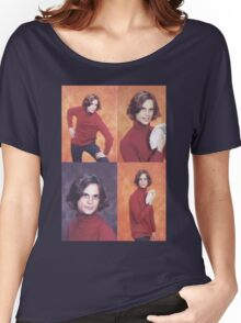 Dr. Spencer Reid 3 Women's Relaxed Fit T-Shirt