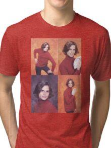 Dr. Spencer Reid 3 Tri-blend T-Shirt