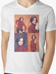 Dr. Spencer Reid 3 Mens V-Neck T-Shirt