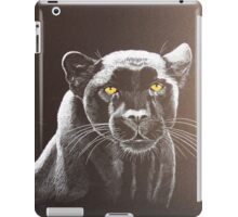 Night panther iPad Case/Skin