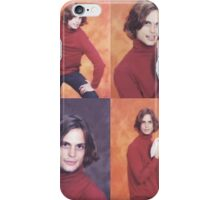 Dr. Spencer Reid 3 iPhone Case/Skin