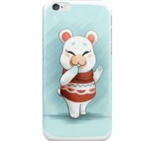 ACNL Flurry the Hamster iPhone Case/Skin