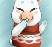 ACNL Flurry the Hamster Sticker