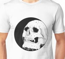 Melting Skull Unisex T-Shirt