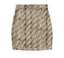 Thick Nautical Rope Mini Skirt