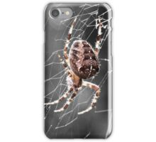 Lady Cross - selective colour iPhone Case/Skin