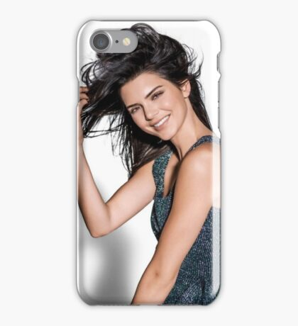 Kendall Jenner - Hair iPhone Case/Skin